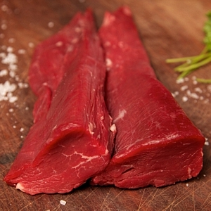ABERDEEN ANGUS FILLET TAIL (sold each 250gr)