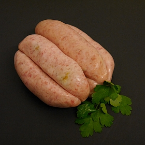 SAUSAGES STILTON AND APRICOT (6 sausages)
