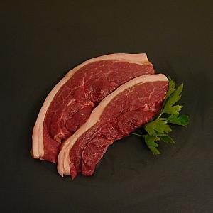 WILD BOAR STEAKS (2x 200gr steaks)