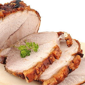 ROAST PORK 100% (sold per 200 grams)