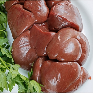 OX KIDNEY (diced minimum 500grams)
