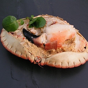 FRESH DRESSED CRAB (sold each)