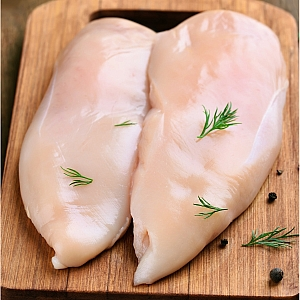 PACK OF 4 FRESH CHICKEN FILLETS - Christmas order item