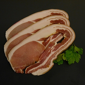 HOMECURED MIDDLE BACON - Christmas order item