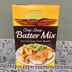 CHIP SHOP BATTER MIX