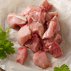 RABBIT (diced 500grams)