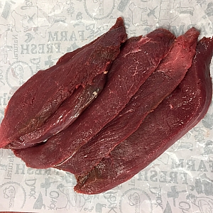 OSTRICH STEAKS (200grams)