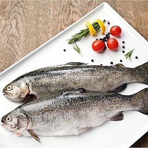 FRESH WHOLE TROUT - easter order item