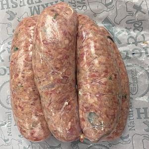 MOROCCAN LAMB SAUSAGES (6 sausages)