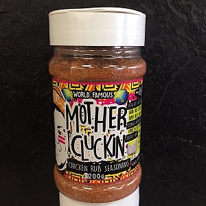 MOTHER CLUCKIN (Chicken seasoning)