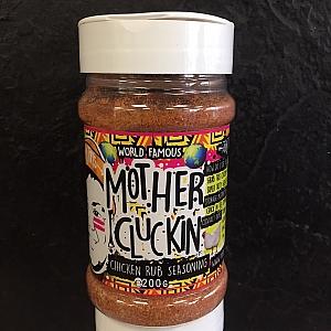 MOTHER CLUCKIN (Chicken seasoning)