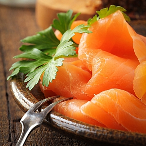SMOKED SALMON - Christmas order item