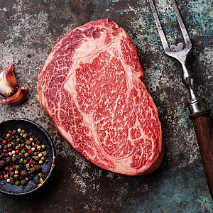 LOCAL ANGUS RIBEYE STEAKS - Christmas order item