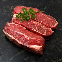 view ABERDEEN ANGUS BRAISING STEAK 500gr details