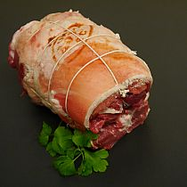 view WHOLE SHOULDER OF LAMB (BONED AND ROLLED) details