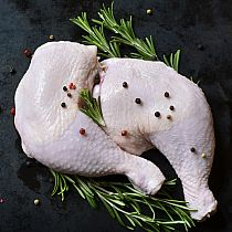 view WHOLE CHICKEN LEGS (each) details