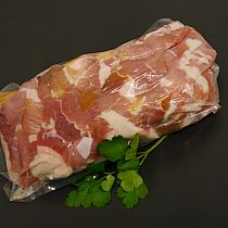view ENGLISH BACON MISHAPES 900gr details