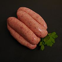 view SAUSAGES WILD BOAR SAGE AND CIDER (6 sausages) details