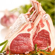 view RACK OF LAMB & CUTLETS (sold per rib) details