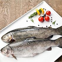 view FRESH TROUT & FILLETS (sold each) details